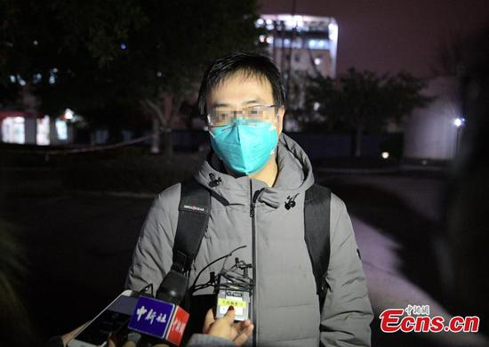 6 novel coronavirus patients in Chengdu cured