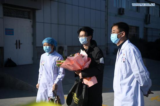 Ningxia's 1st confirmed novel coronavirus patient cured