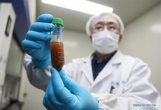 China makes efforts to fight against novel coronavirus outbreak