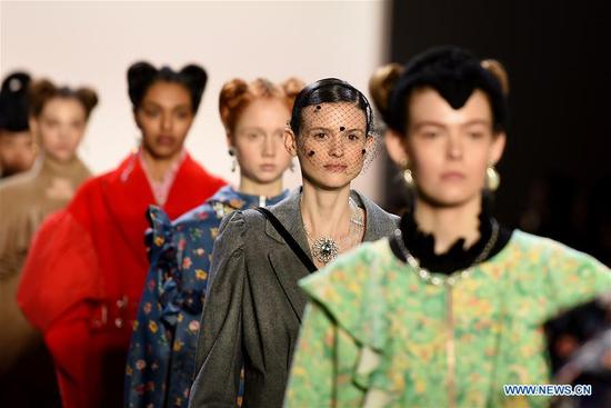 Highlights of Fashion Hong Kong runway show at New York Fashion Week