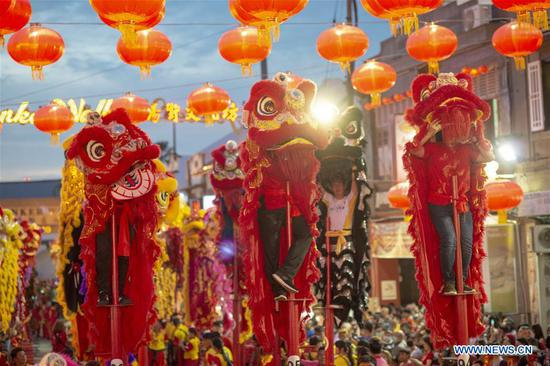 Lantern Festival celebrated across the world