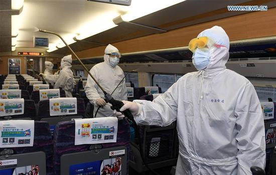 Guangxi takes various measures to better fight against novel coronavirus