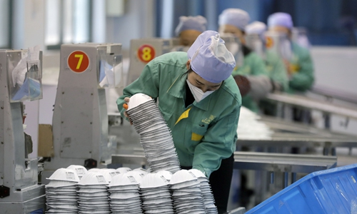Auto, diaper makers adjust production plans to support medical supplies