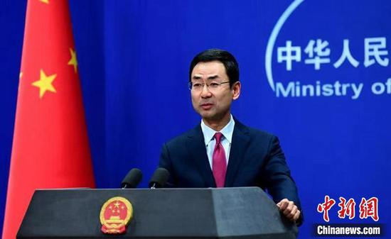 Chinese spokesperson refutes U.S. accusation of cyber theft of trade secrets