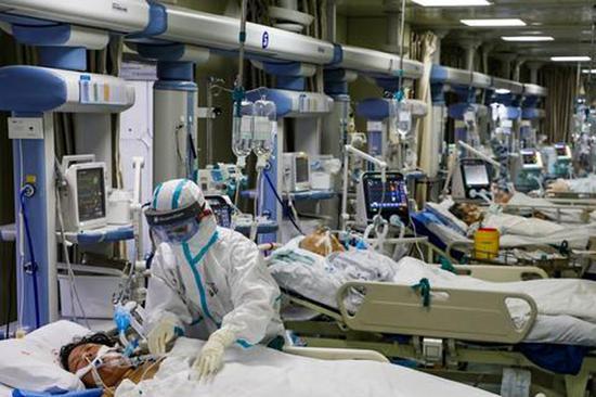 Critically-ill, elderly couple beats novel coronavirus pneumonia