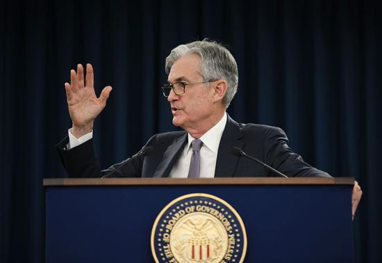 U.S. Fed Chair Powell voices concern about growing national debt
