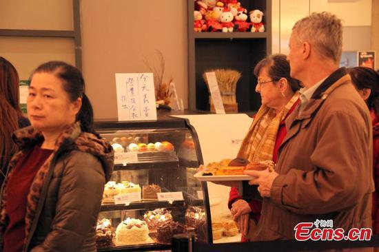 多伦多面包店捐款抗击冠状病毒