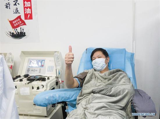 恢复的患者捐赠血浆以节省更多