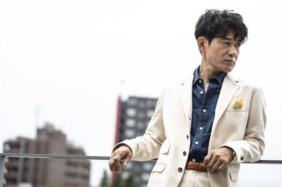Japanese actor Yano Koji. (Provided to Xinhua)