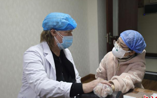 Foreign TCM doctor praises Chinese coronavirus stance