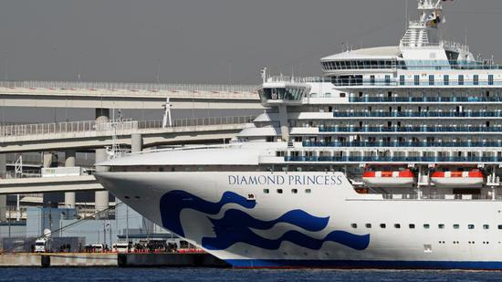 Chinese nationals aboard Diamond Princess will be evacuated to HKSAR