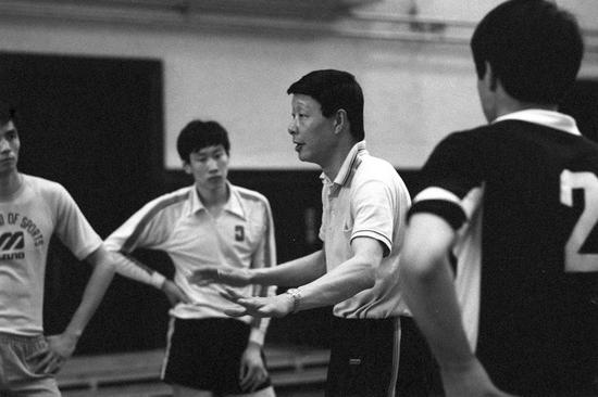 Renowned Chinese volleyball player Zhu Jiaming dies at 81