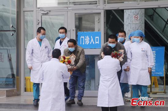 All coronavirus patients cured in Qinghai province, no new cases reported