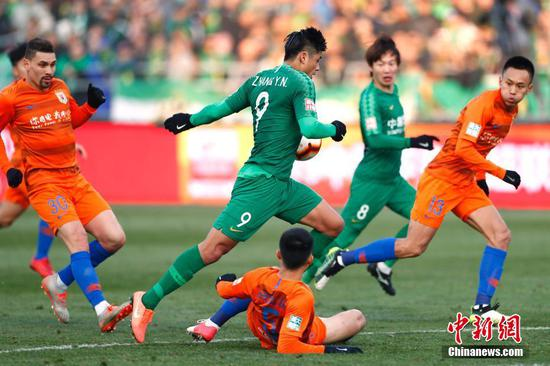 All Chinese Super League players negative for COVID-19 ahead of season start