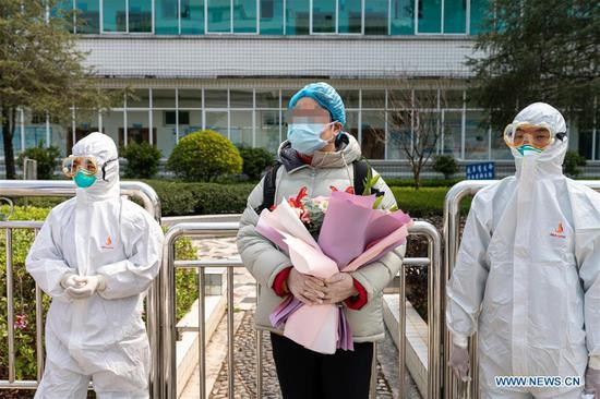 Chinese hospitals discharge 22,888 recovered patients of coronavirus infection