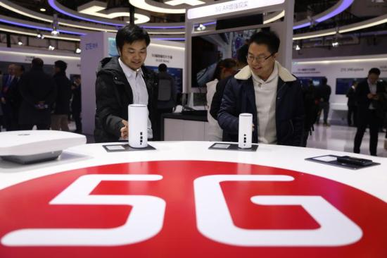 China regulator pushes 5G network contruction amid virus outbreak