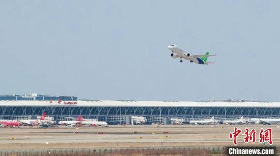 China's C919 jet to conduct test flights