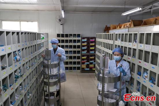 Traditional Chinese medicine has role to contribute in virus fight