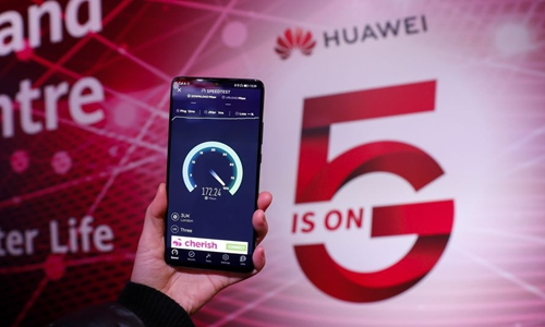 Huawei unveils ecosystem plan, prepares for potential U.S. ban