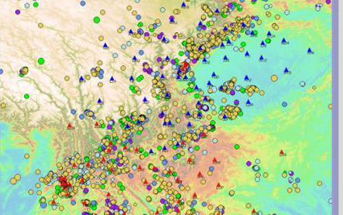 China develops first AI earthquake monitoring system