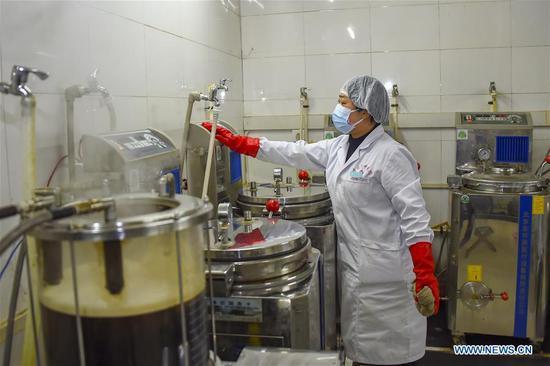 中医广泛应用于感染患者的治疗