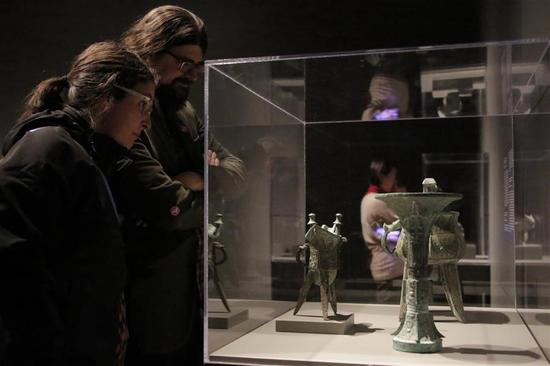 Chinese bronze artwork exhibition to be held in Houston