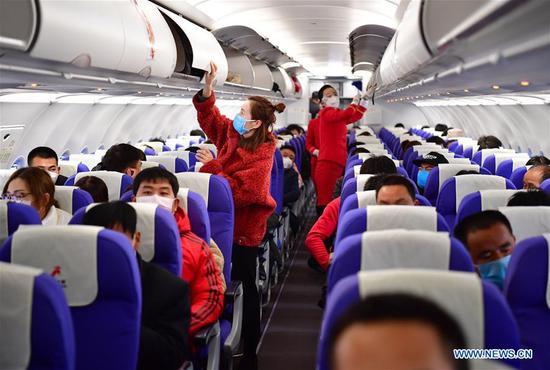 China's Chengdu resumes intercontinental direct flight