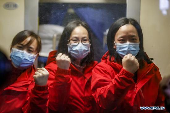 With the current outbreak, Chinese women are showing their strength in various fields