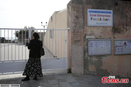 Coronavirus sparks shutdown of schools in France