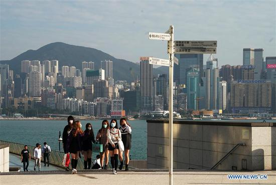 Hong Kong undertakes measures to protect people from threats of coronavirus