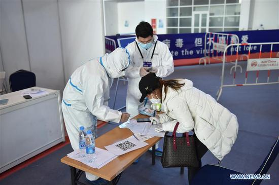 Chinese mainland reports 22 new imported COVID-19 cases
