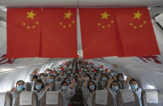 No new coronavirus cases in Wuhan sends encouragement to world