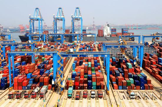 China foreign trade maintains sound momentum despite COVID-19 impact: trade council