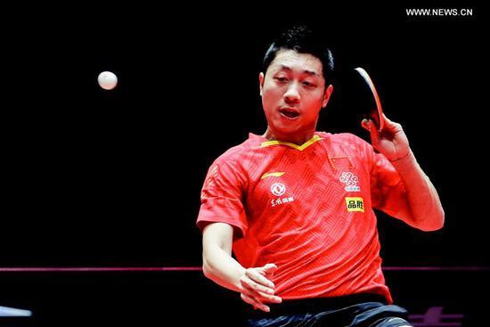 ITTF suspends events until June 30