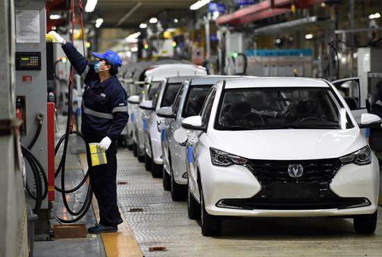 Policy incentives come as shot in the arm to China's auto sector