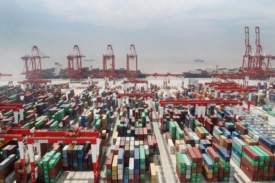 China steps up support for work resumption in free trade zones