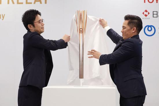 Tokyo Olympic flame to be displayed in Fukushima