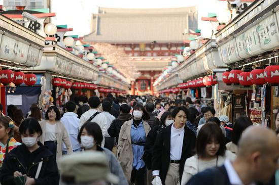 Japan's entry ban to include 73 countries, regions