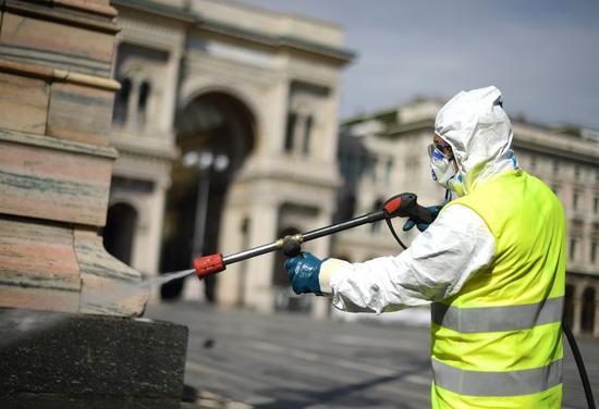 Italy to extend coronavirus lockdown measures to April 13