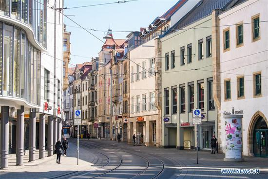 Germany cancels Easter festivities as COVID-19 cases rise