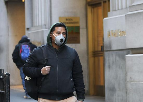 CDC advises wearing cloth masks to protect against COVID-19, says Trump