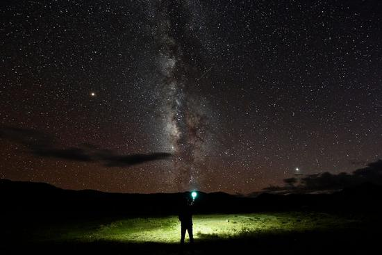 Chinese astronomer discovers fastest rotating star in Milky Way