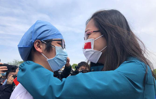 Last medical team assisting Hubei fulfills mission