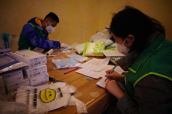Amid coronavirus, community organizations are part of China's frontline defense
