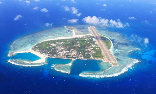 China refutes U.S. accusations over South China Sea military exercises