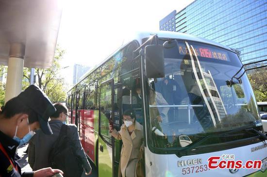 北京恢复跨省客车运营