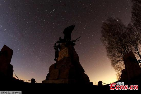 Lyrid meteor shower of 2020 peaks on Thursday night