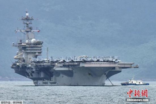 U.S. Navy recommends reinstating commander of coronavirus-hit USS Theodore Roosevelt