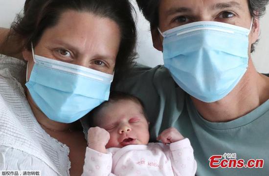 比利时的COVID-19可以生出健康的婴儿