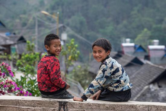People of Lahu ethnic group shake off poverty in Yunnan